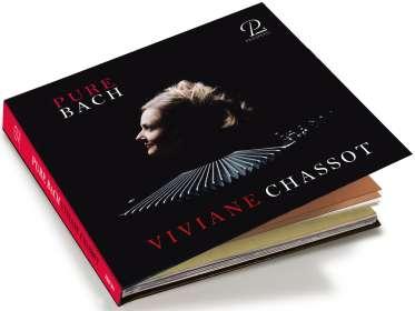 Johann Sebastian Bach (1685-1750): Italienisches Konzert BWV 971 für Akkordeon, CD