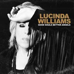 Lucinda Williams: Good Souls Better Angels (Limited Indie Edition) (Opaque Natural Colored Vinyl), LP
