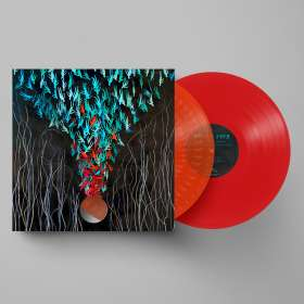 Bright Eyes: Down In The Weeds, Where The World Once Was (Limited Edition) (LP 1: Transparent Red Vinyl/LP 2: Transparent Orange Vinyl), LP
