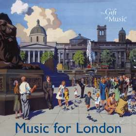 The Gift of Music-Sampler - Music for London, CD