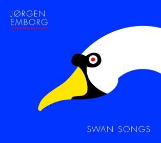 Jørgen Emborg (geb. 1953): Swansong, CD