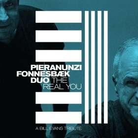 Enrico Pieranunzi & Thomas Fonnesbæk: The Real You, CD