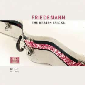 Friedemann: The Master Tracks (Luxury Edition RESO-Mastering), CD
