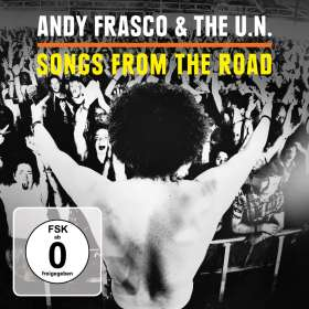 Andy Frasco & The U. N.: Songs From The Road, CD