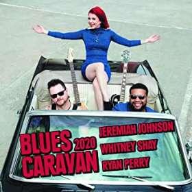 Blues Caravan 2020, CD