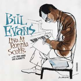 Bill Evans (Piano) (1929-1980): Live At Ronnie Scotts, CD