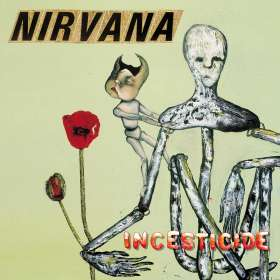 Nirvana: Incesticide, CD
