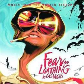 Fear And Loathing In Las Vegas, CD