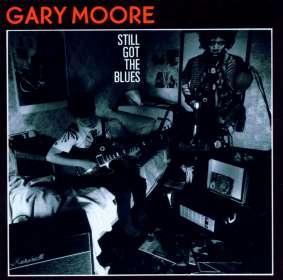 Gary Moore: Still Got The Blues (17 Tracks), CD