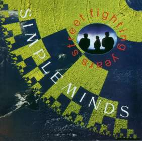 Simple Minds: Street Fighting Years, CD