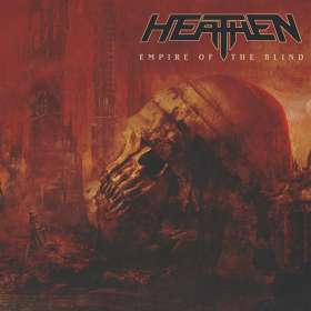 Heathen: Empire Of The Blind, CD