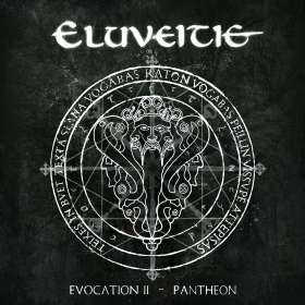 Eluveitie: Evocation II - Pantheon, CD