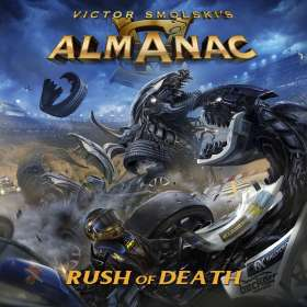 Almanac: Rush Of Death, CD
