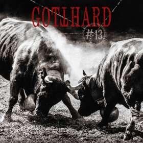 Gotthard: #13, CD