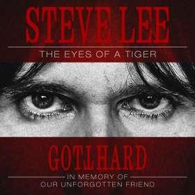 Gotthard: Steve Lee - The Eyes Of A Tiger, CD