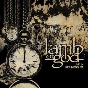 Lamb Of God: Live In Richmond, VA, CD