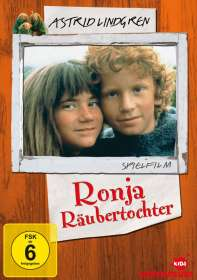 Tage Danielsson: Ronja Räubertochter, DVD
