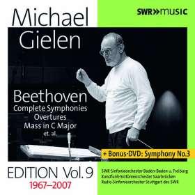 Michael Gielen - Edition Vol.9, CD