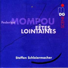 Federico Mompou (1893-1987): Klavierwerke, CD