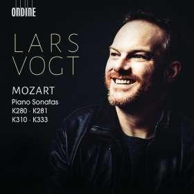 Wolfgang Amadeus Mozart (1756-1791): Klaviersonaten Nr.2,3,8,13, CD