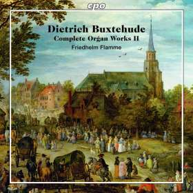 Dieterich Buxtehude (1637-1707): Orgelwerke Vol.2, SACD