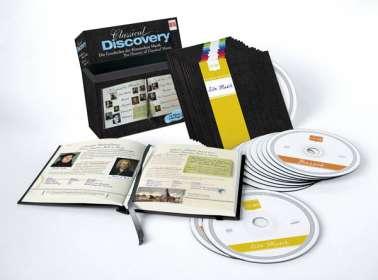 Classical Discovery - Die Geschichte der klassischen Musik, CD