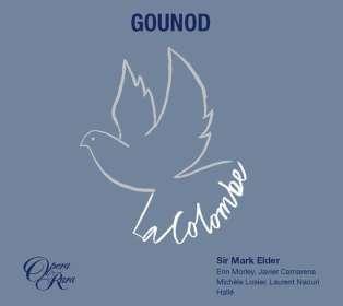 Charles Gounod (1818-1893): La Colombe, CD