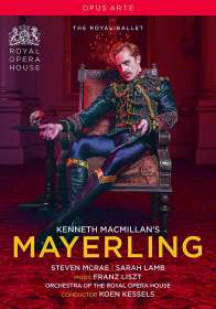 The Royal Ballet: Mayerling, DVD