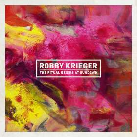 Robby Krieger: The Ritual Begins At Sundown, CD