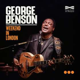 George Benson (geb. 1943): Weekend In London, CD