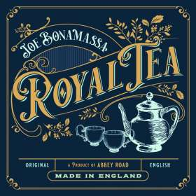 Joe Bonamassa: Royal Tea (Limited Deluxe Edition), CD