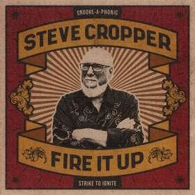 Steve Cropper: Fire It Up, CD