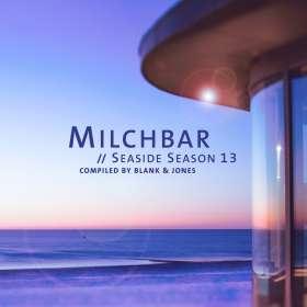 Blank & Jones: Milchbar Seaside Season 13 (Deluxe Hardcover Pack), CD
