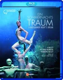 Hamburg Ballett: Ein Sommernachtstraum, BR