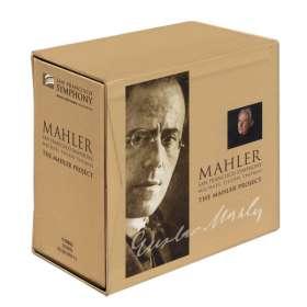 Gustav Mahler (1860-1911): Symphonien Nr.1-9, SACD