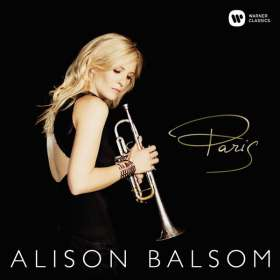 Alison Balsom - Paris, CD