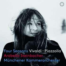 """Concerti op.8 Nr.1-4 """"4 Jahreszeiten"""" (Exklusiv für jpc signiert), SACD"""