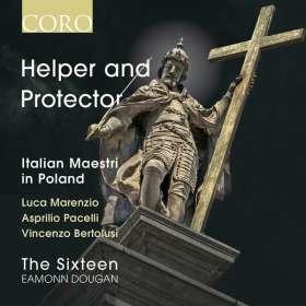 Helper and Protector - Italian Maestri in Poland, CD