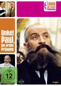 Edouard Molinaro: Louis de Funes: Onkel Paul, die große Pflaume, DVD