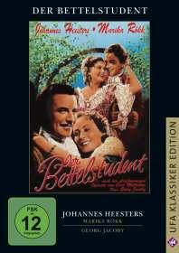 Georg Jacobi: Der Bettelstudent (1936), DVD