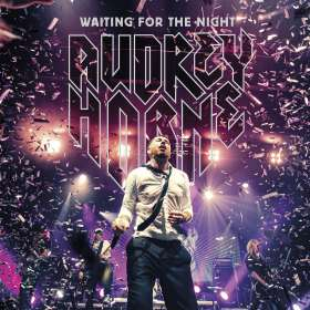 Audrey Horne: Waiting For The Night (Live), CD