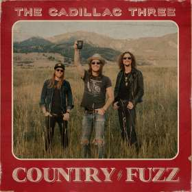 The Cadillac Three: Country Fuzz, CD