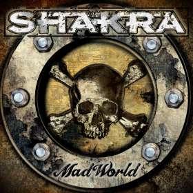 Shakra: Mad World, CD