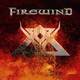 Firewind: Firewind, CD
