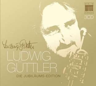 Ludwig Güttler - Die Jubiläums-Edition, CD