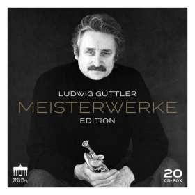Ludwig Güttler Edition - Meisterwerke, CD