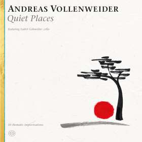 Andreas Vollenweider: Quiet Places, LP