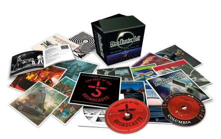 Blue Öyster Cult: The Columbia Albums Collection, CD