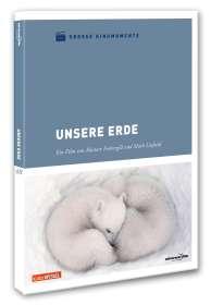 Alastair Fothergill: Unsere Erde - Der Film (Große Kinomomente), DVD