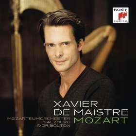 Wolfgang Amadeus Mozart (1756-1791): Harfenkonzert KV 459 (nach dem Klavierkonzert Nr.19), CD